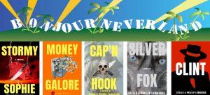 Stromy Sophie - Money Galore - Cap'n Hook - Silver Fox - Clint